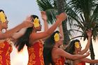 Res med Ving till Hawaii