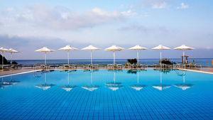 7 bekväma hotell i grekiska övärlden