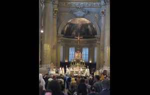 Mässa i Cattedrale di San Pietro
