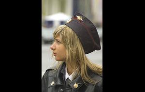 Rysk polis