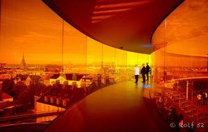 Aros konstmuseum i Århus