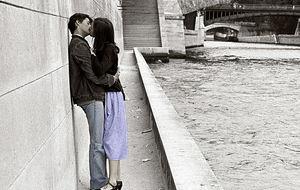 Het kyss i Paris
