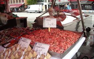 Fiskmarknaden.