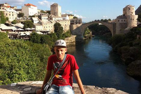 Mostar - staden mellan Medelhavet och Alperna