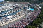F1 resa till Monaco 2020