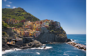 Manarola, chillside