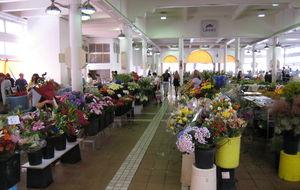 Blomstermarknaden i Cannes