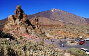 Vulkanen El Teide