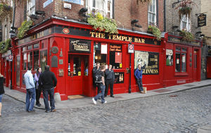 The Temple Bar i Temple Bar