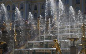Peterhofs fantastiska fontäner
