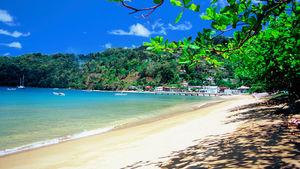 Tobago är Karibiens sydligaste ö.
