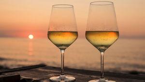 Solnedgångar, svalkande vin och italiensk pizza till fyndpriser