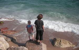 Funderingar vid Medelhavet