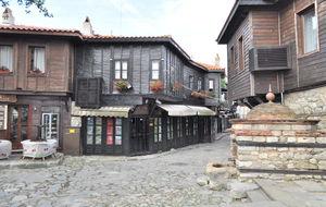 Bulgarien. Old Nessebar Town - Bulgarien. Old Nessebar Town