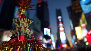 Upplev ett nyårsfirande mitt i New York City