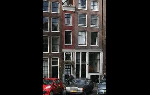 Smalaste huset i Amsterdam