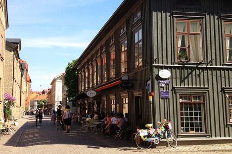 Kaféstaden Göteborgs tio bästa fik