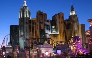 New York, New York har en del konstallationer man känner igen.