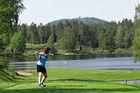 Golfpaket med spel på natursköna Isaberg GK