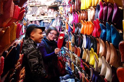 Marrakech är magiskt
