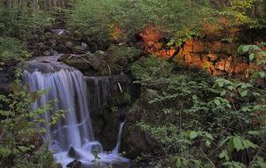Naturreservatet Silverfallen-Karlsfors