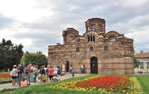 Bulgarien. Old Nessebar Town
