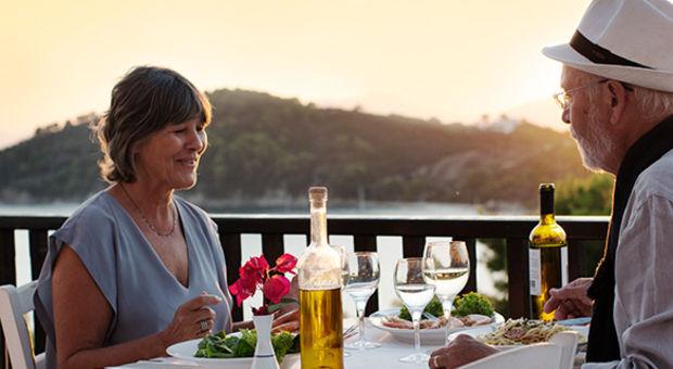 Ta med din älskling och njut av värme och god mat i en vecka!