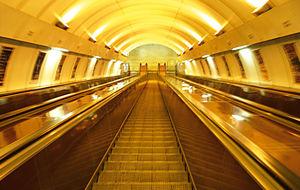 Prags tunnelbana