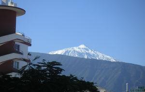 Teide Spaniens högsta berg.
