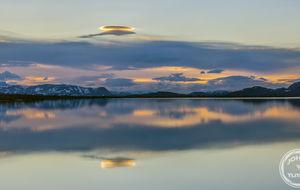 Nordväst om Kiruna