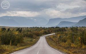 Vägen mot Nikkaluokta