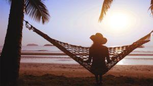 - ett paradis för dig som vill ta det lugnt under palmerna