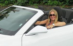 Me and my Camaro
