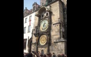 Guidad tur i Prag