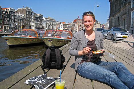 – Mitt kära Amsterdam