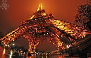 Paris by David Thornell
