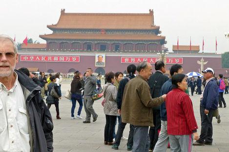 Peking - en stad i förvandling