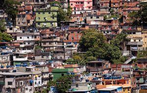 Rocinha - Rios största favela