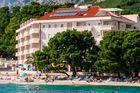 Lägenheter med strandläge - Tucepi, Kroatien