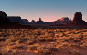 Artist's View, Monument Valley