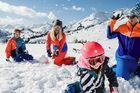 Obertauern - snösäkert & hett för barnfamilen