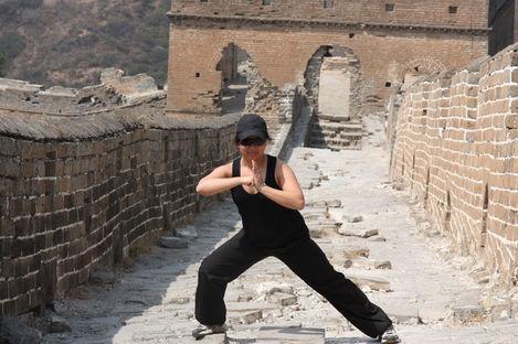 Peking – en blandning av gammalt  och nytt