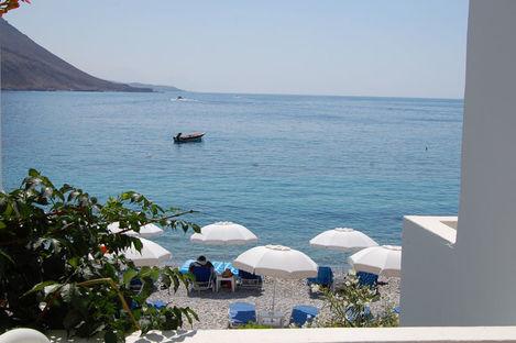 Kretas bästa stränder