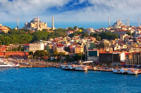 Här bor du bäst på hotell i Istanbul