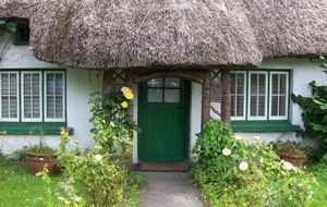 Hus i Irland