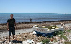 Stranden i Durrës