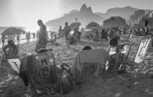 Ipanema - Rio - onsdag eftermiddag