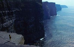 Irland möter havet