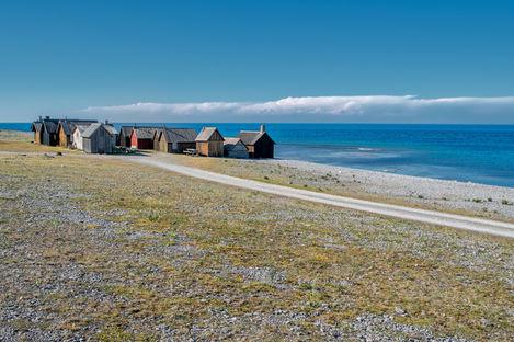 En sommarsemester på Gotland