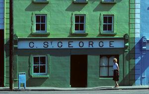 Irland, ön där närmsta pub ligger runt hörnet...